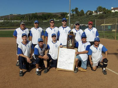 2008 Summer Softball Champions - Alliance Title