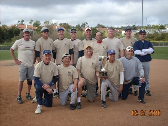 2009-10 Winter Softball Champs - Rippers