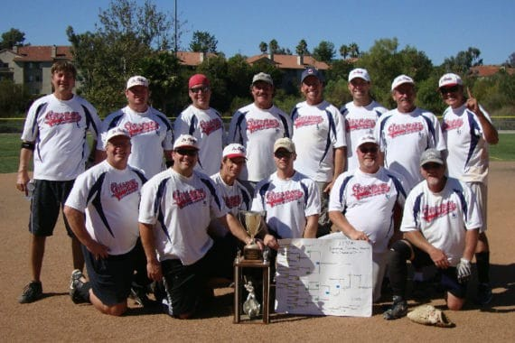 2010 Champions Gaspar Physical Therapy